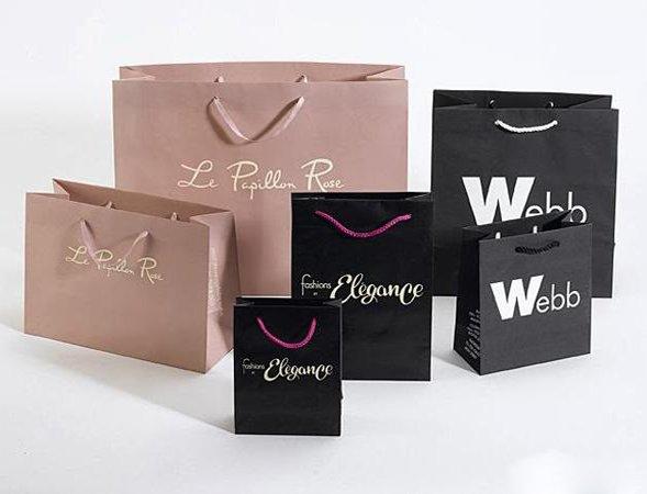 Những font chữ được sử dụng trong thiết kế túi giấy giá rẻ
